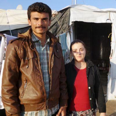 Amal Hala ja Khairi Walid
