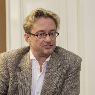 viestintätoimisto Kreabin toimitusjohtaja Mikael Jungner