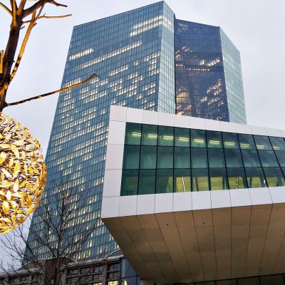 Euroopan Keskuspankki.