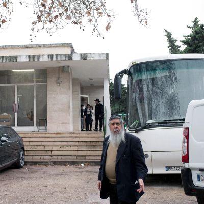 Juutalainen koulu Ranskan Marseillessa.