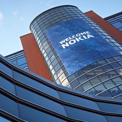 Nokian pääkonttori.