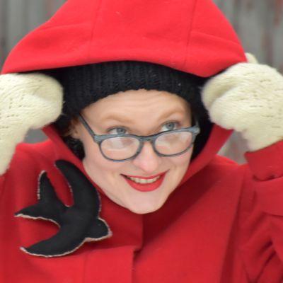 Läänintaiteilija Marika Räty