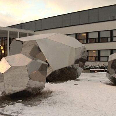 Viisasten kivet Viitaniemessä.