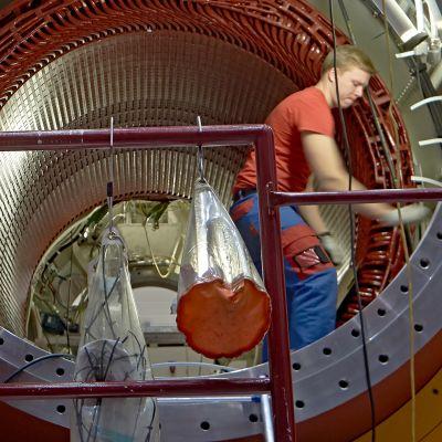 ABB:n Vuosaaren tehtaalla