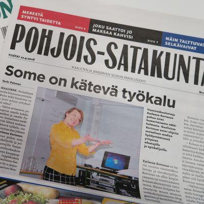 Hämeenkyrön Sanomat ja Pohjois-Satakunta