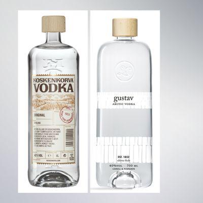Lignell & Piispasen pullo & Altian pullo