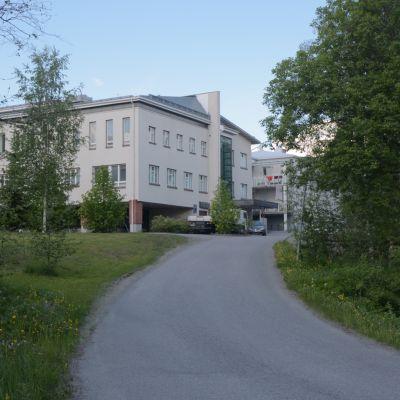 Turvapaikanhakijoiden vastaanottokeskus Kuopion Leväsellä