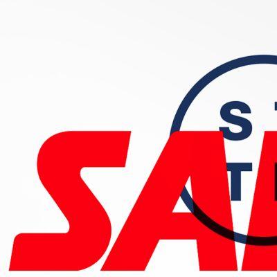 SAK:n ja STTK:n logot.
