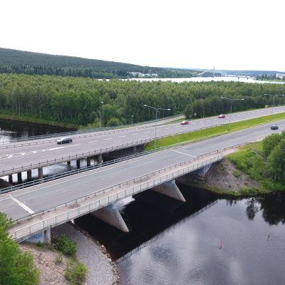 Kulpinväylän silta remontoidaan kesän ja syksyn aikana.