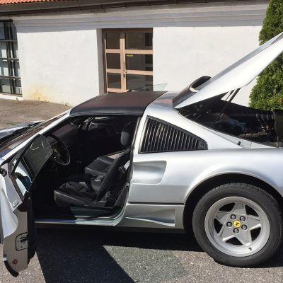 Vuoden 1986 Ferrari.