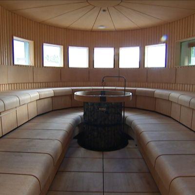 Harvin sauna