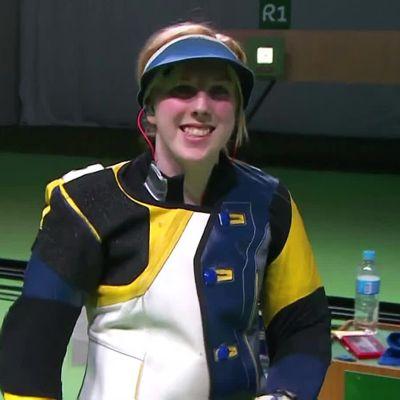 Rion olympialaiset: Rion ensimmäinen kultamitali jaettu - 19-vuotias yhdysvaltalainen ilmakiväärin paras