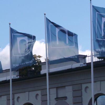 Porin taidemuseo, lippuja