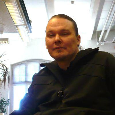 Hämeenlinnalainen muusikko Georg Laakso