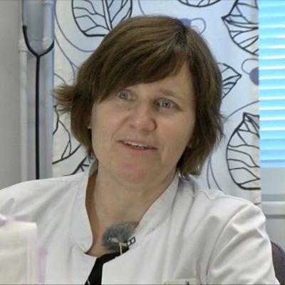 Maire Lattik terveyskeskuslääkäri Nivala