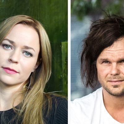 Paula Vesala ja Lauri Ylönen