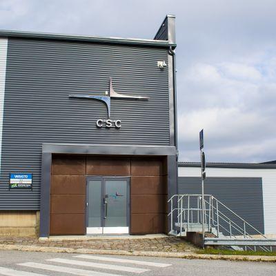 CSC Kajaanin toimipiste