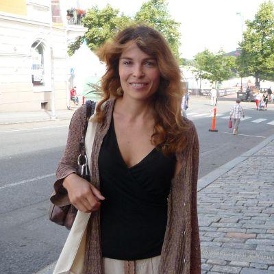 Irina Björklund jazz-kadulla.