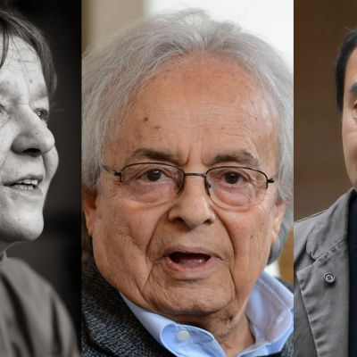 Sirkka Turkka, Adonis ja Haruki Murakami.