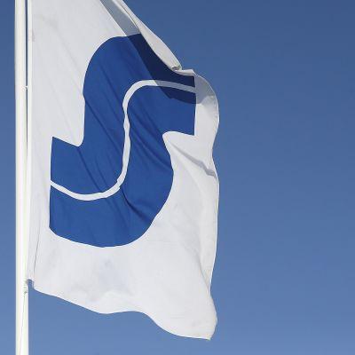 S-ryhmän lippu.