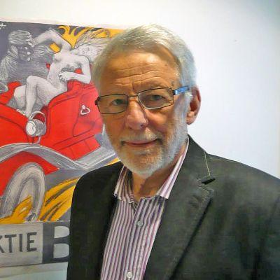 Emeritusprofessori Yrjö Varpio.
