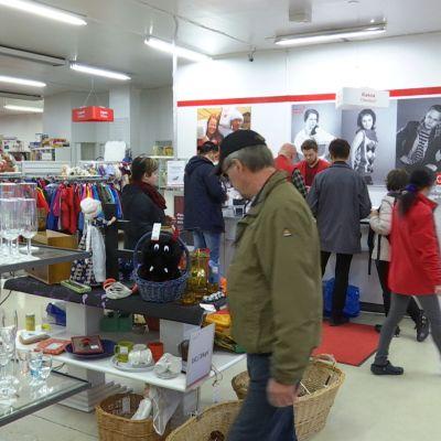 SPR: Oulun Kontti on suosittu kierrättäjien keskuudessa