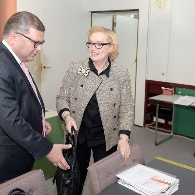 Ari Lahti ja Ritva Viljanen