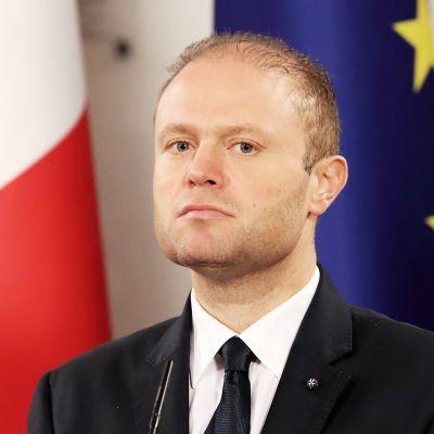 Maltan pääministeri Joseph Muscat.