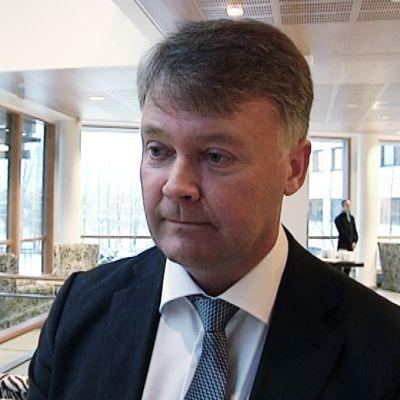 Tapani Mattila aloitti Keski-Suomen maakuntajohtajana keväällä 2015.