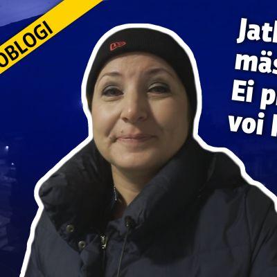 Sari Helinin videokolumni tammikuun elämäntaparemontin mahdottomuudesta