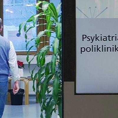 psykiatrian poliklinikka Lapin keskussairaala