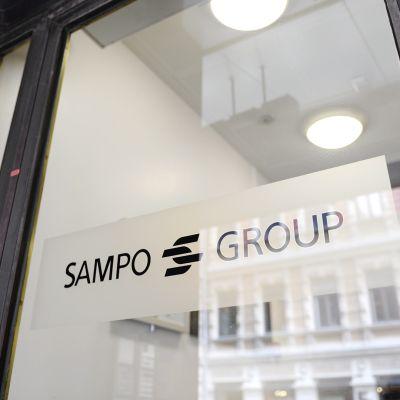 Sampo Group -yhiön kontori Helsingissä.