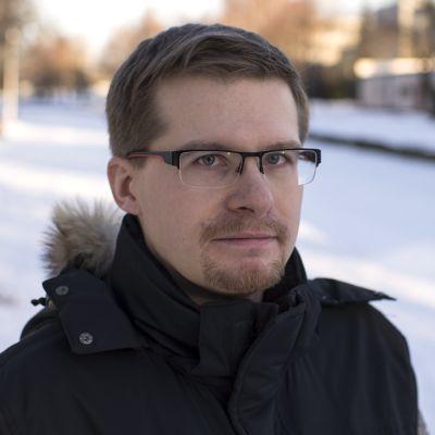 Boliden Kokkolan pääluottamusmies Petri Partanen.