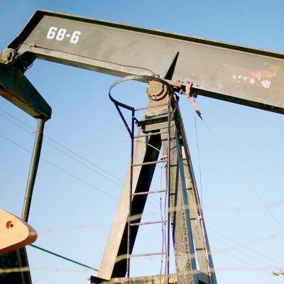 Öljynporausta Kaliforniassa.