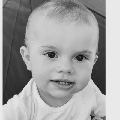 1-vuotias prinssi Oscar