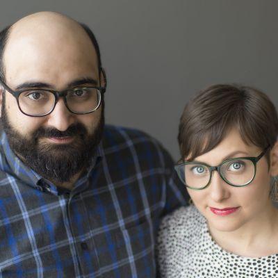 Erfan ja Reetta Jahangiri