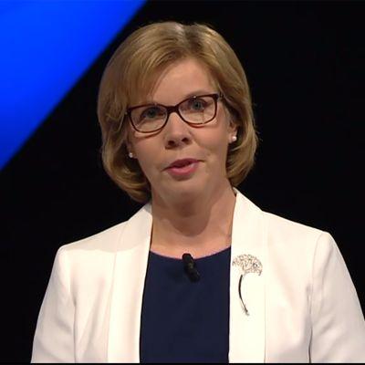 Kuntavaalit 2017: Anna-Maja Henrikssonin puhe