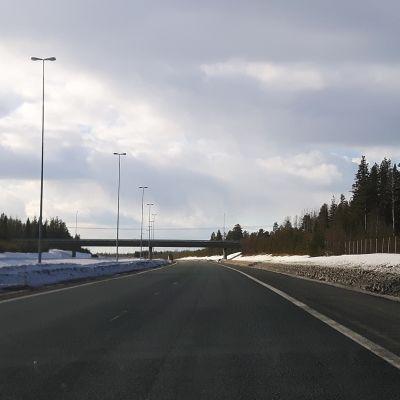 Kemi-Tornio-moottoritie.