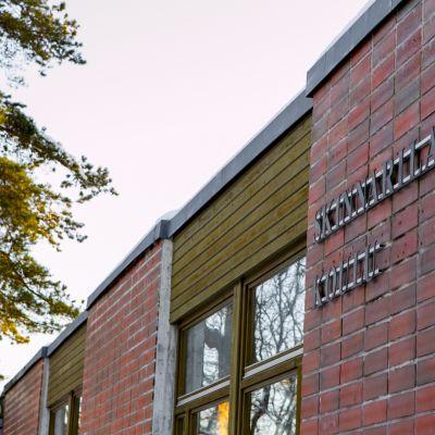 Skinnarilan koulu Lappeenrannassa