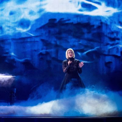 Norma John Eurovision harjoitukset maanantaina 08.05.2017.