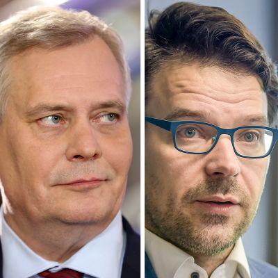 Rehula, Rinne, Niinistö ja Andersson