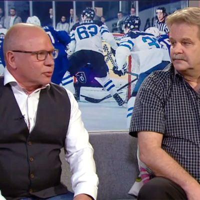 Ylen aamu-tv: Suomen menestys MM-jääkiekossa