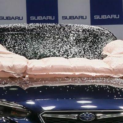 Subarun ulkopuoliset turvatyynyt.