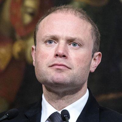 Maltan pääministeri Joseph Muscat