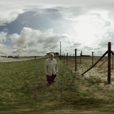 Still-kuva The Last Goodbye -tuotannosta.