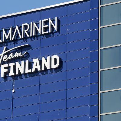 Eläkeyhtiö Ilmarisen pääkonttori.