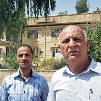 Mosulin yliopiston henkilökuntaa