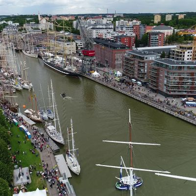 tall ships races turku