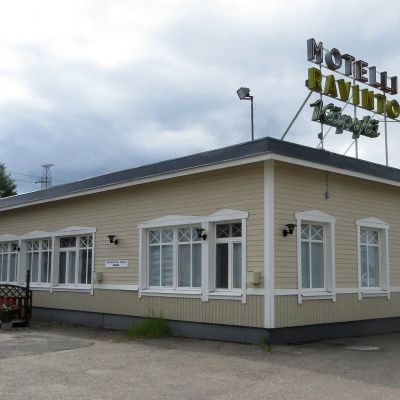 Motelli-ravintola Käpylä ulkoa