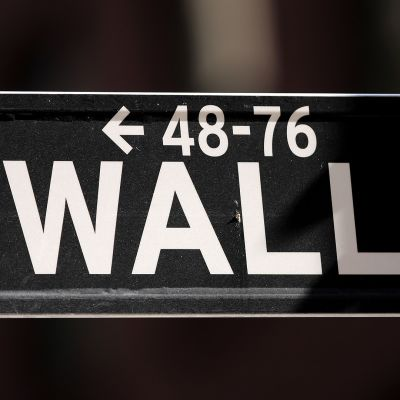 Wall Street -kyltti New Yorkissa.